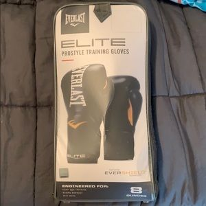 Everlast Elite Boxing Gloves